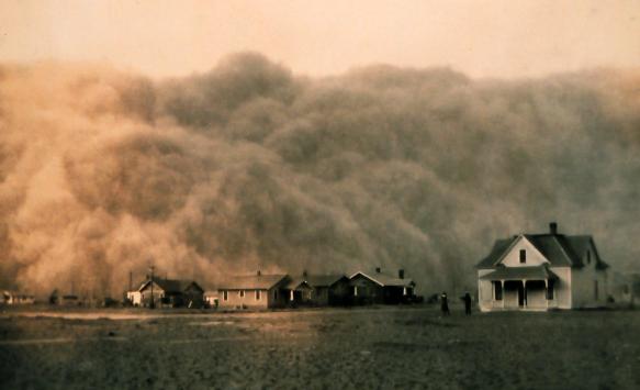 Dust-storm-Texas-1935