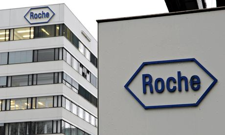 Roche HQ in Basel, Switzerland