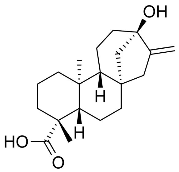 Steviol_structure.svg