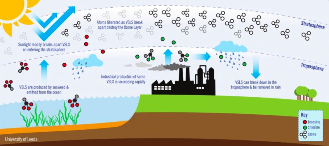 O on reparle de l ozone et des effets d l t res des chlorocarbones jacqueshenry - C est quoi la couche d ozone ...