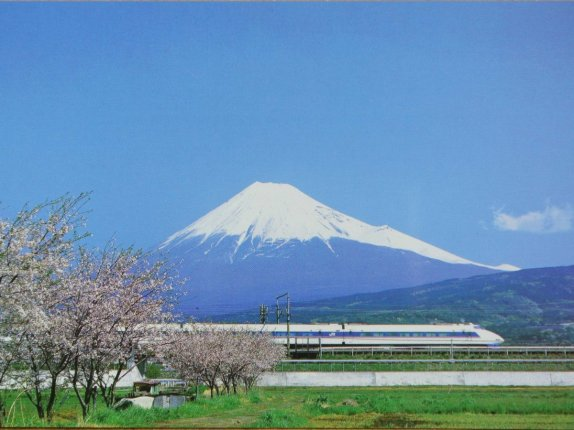 shinkansen-post-card