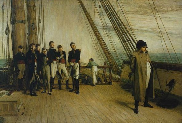 800px-Napoleon_on_Board_the_Bellerophon_-_Sir_William_Quiller_Orchardson